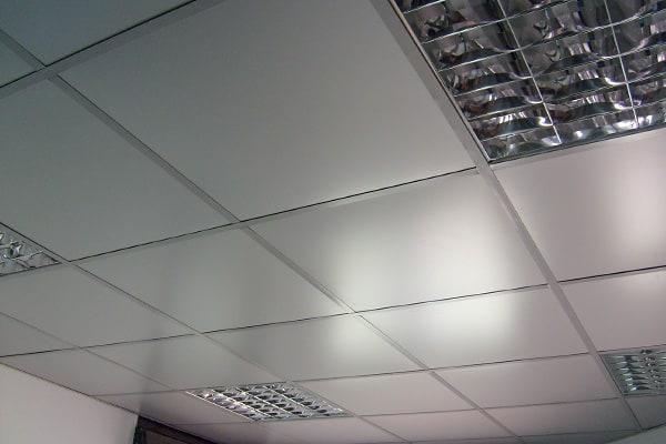 realizzazione di controsoffitti in alluminio