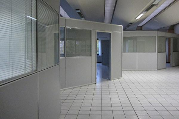 Realizzazioni pareti mobili cieco vetro