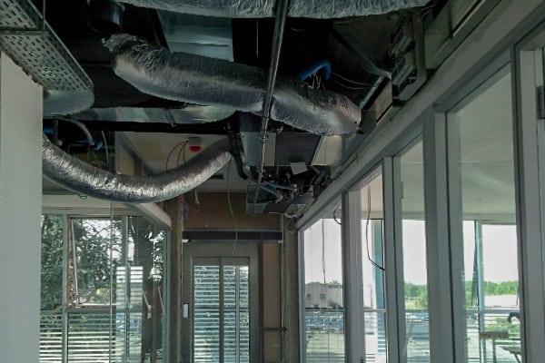 impianti di climatizzazione tubi coibentati