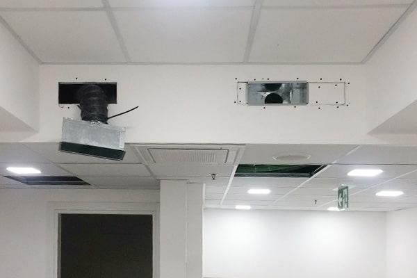 impianti di climatizzazione canalizzabili
