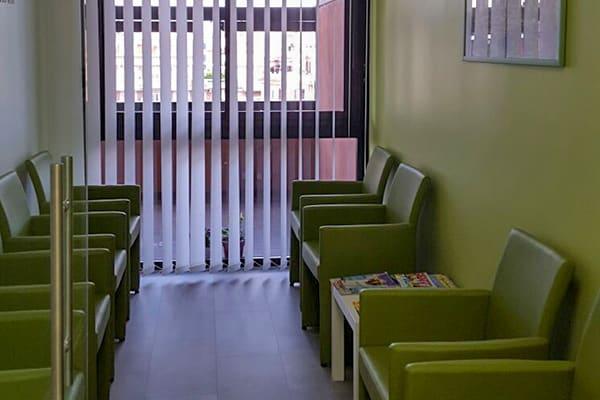 Realizzazione studi dentistici Reception2